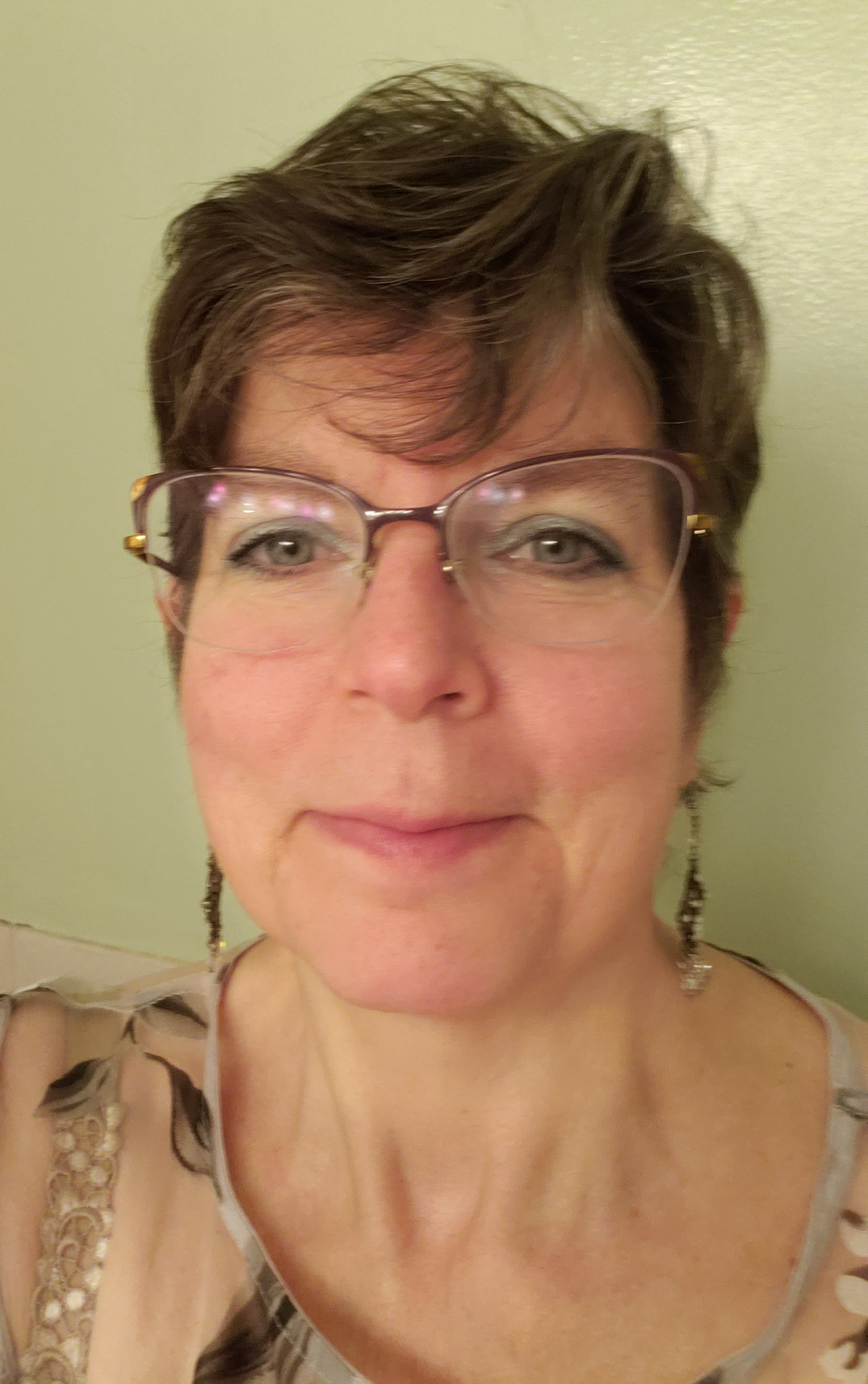 Photo of author Barb Nangle