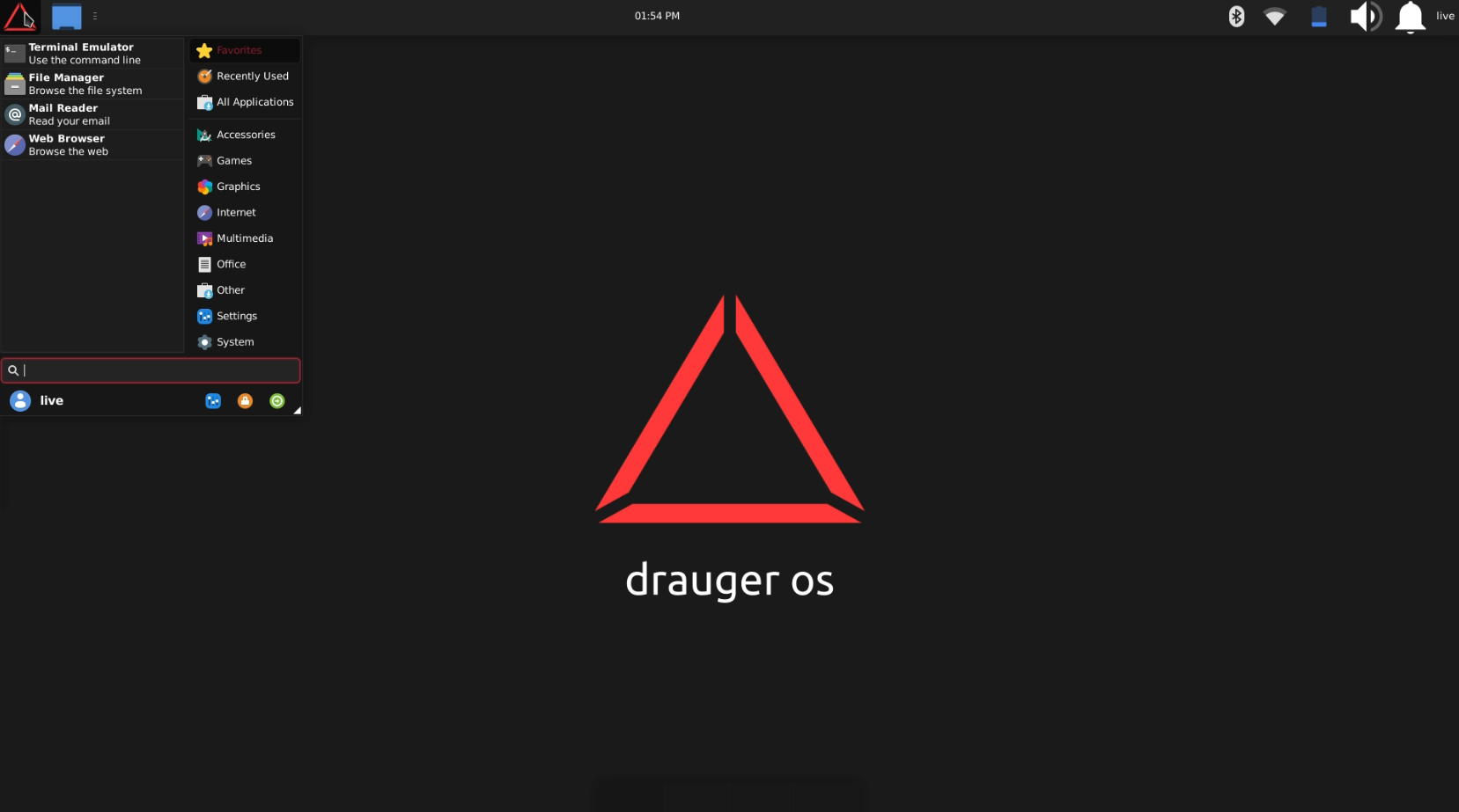 Drauger Os 7 5 1 Review The Linux Distro For Gaming By Egee Distro Delves Medium
