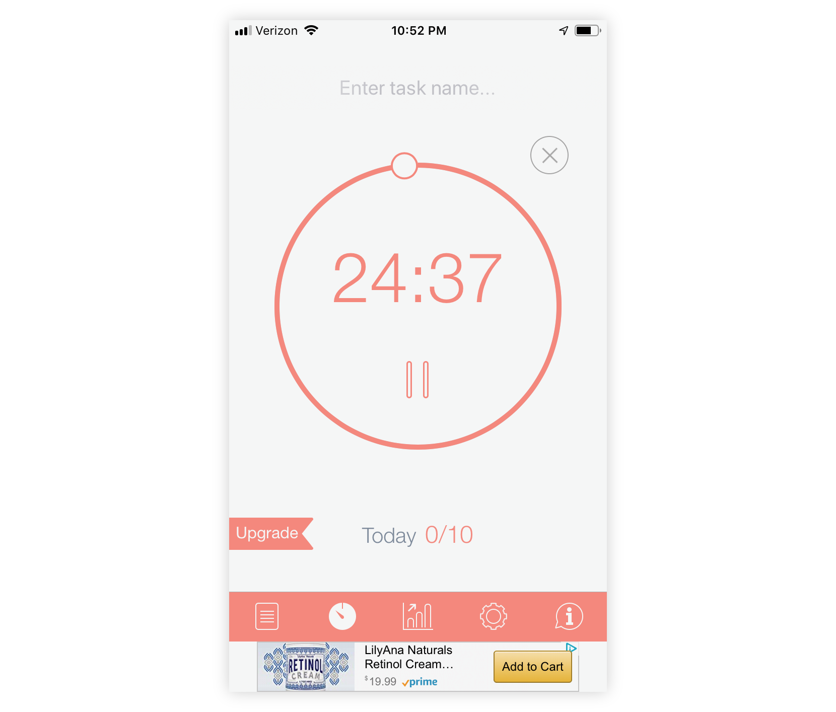 Best Productivity Apps for 2019 — Part 1: Pomodoro Focus Timers
