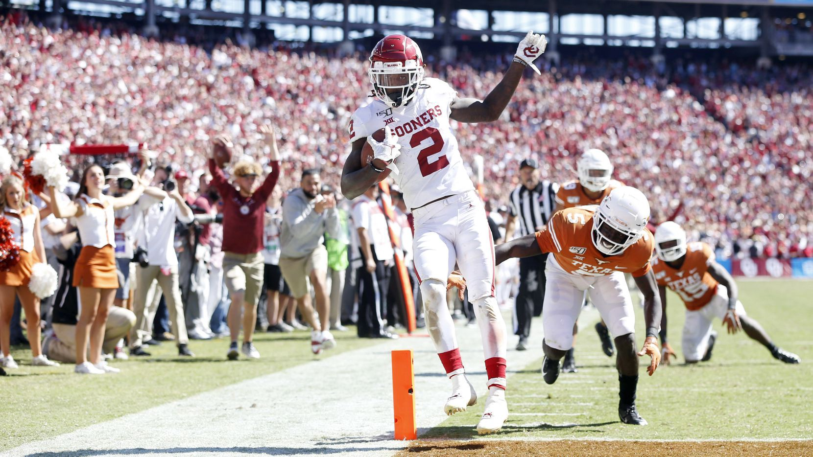 College Football Top 25 Power Rankings At The Season S Midpoint