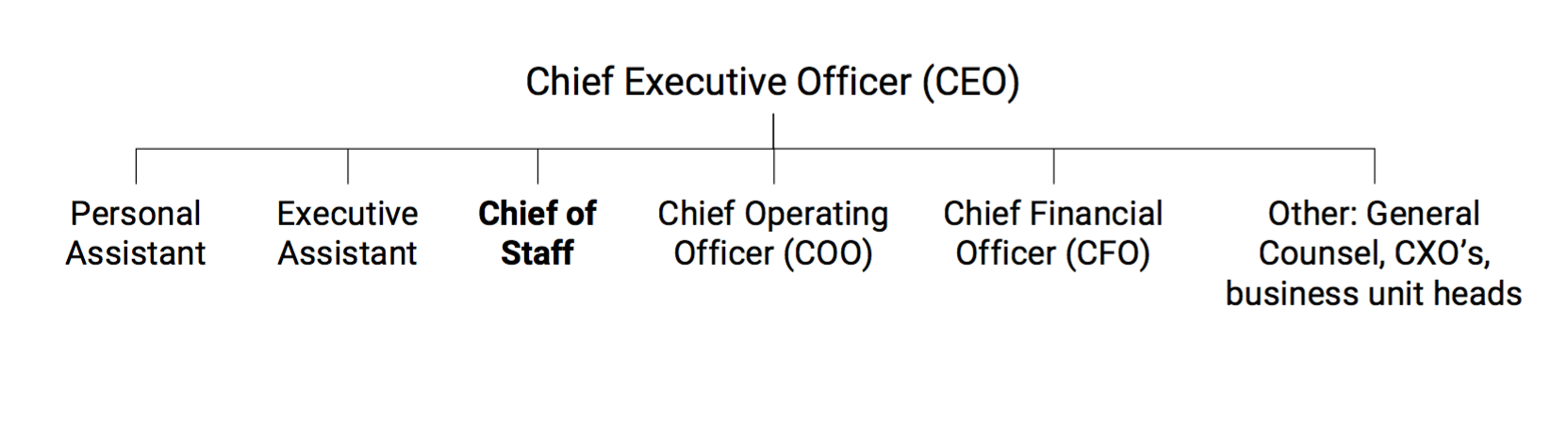 Part 1: The Role of a Corporate Chief of Staff - COS TECH