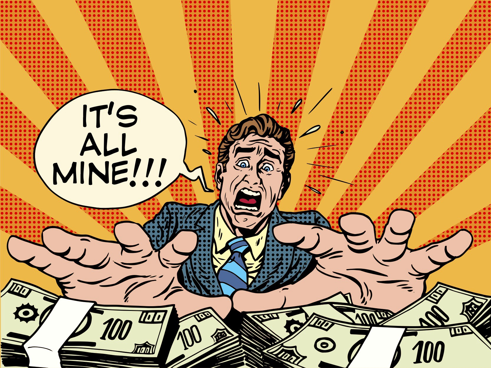 Greed is a Mental Illness. Think for a moment about true…   by Emily  Griffin-Wetzel   Medium