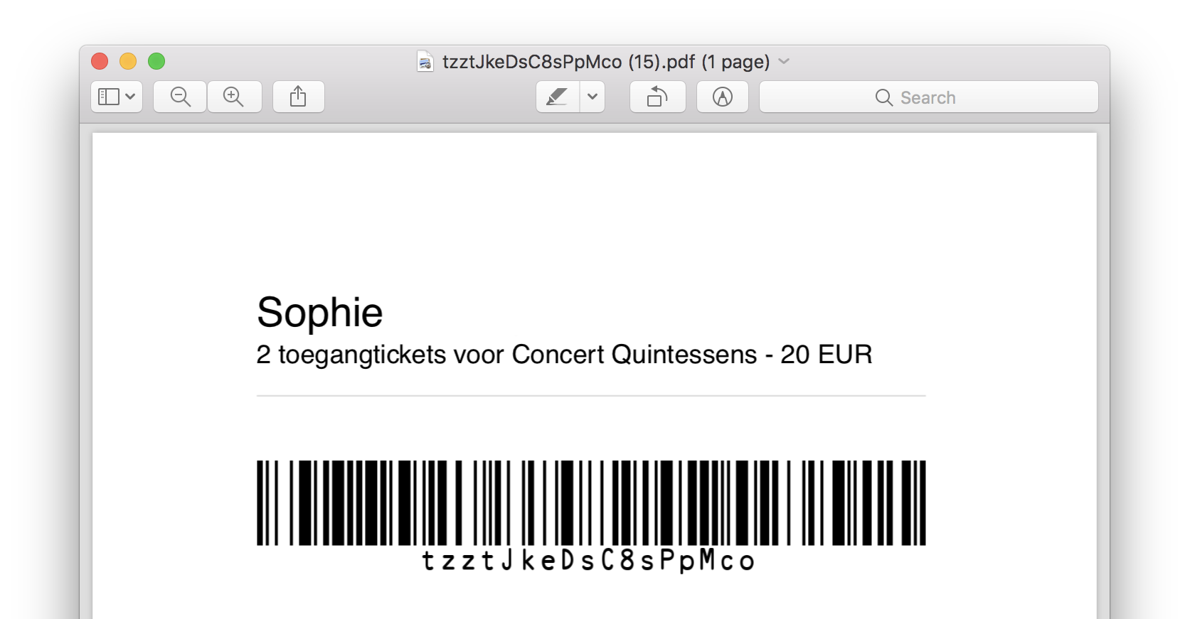 Generate Barcode PDF's with Feathers js - Roel Vaneyghen