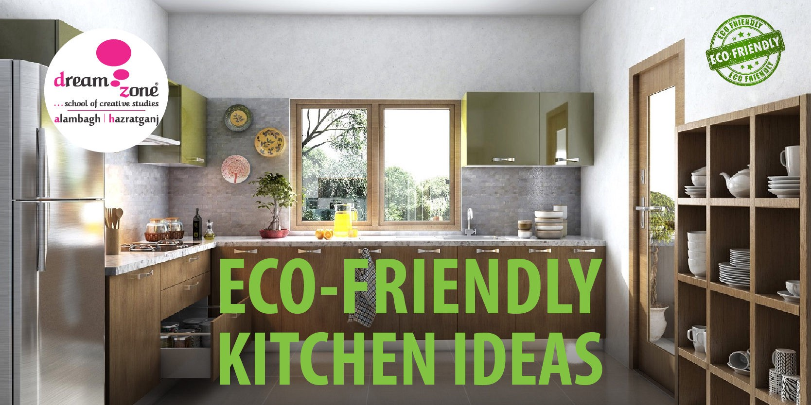 Eco Friendly Kitchen Ideas Redesigning Your Kitchen Should Be Done By Riya Jaiswal Medium