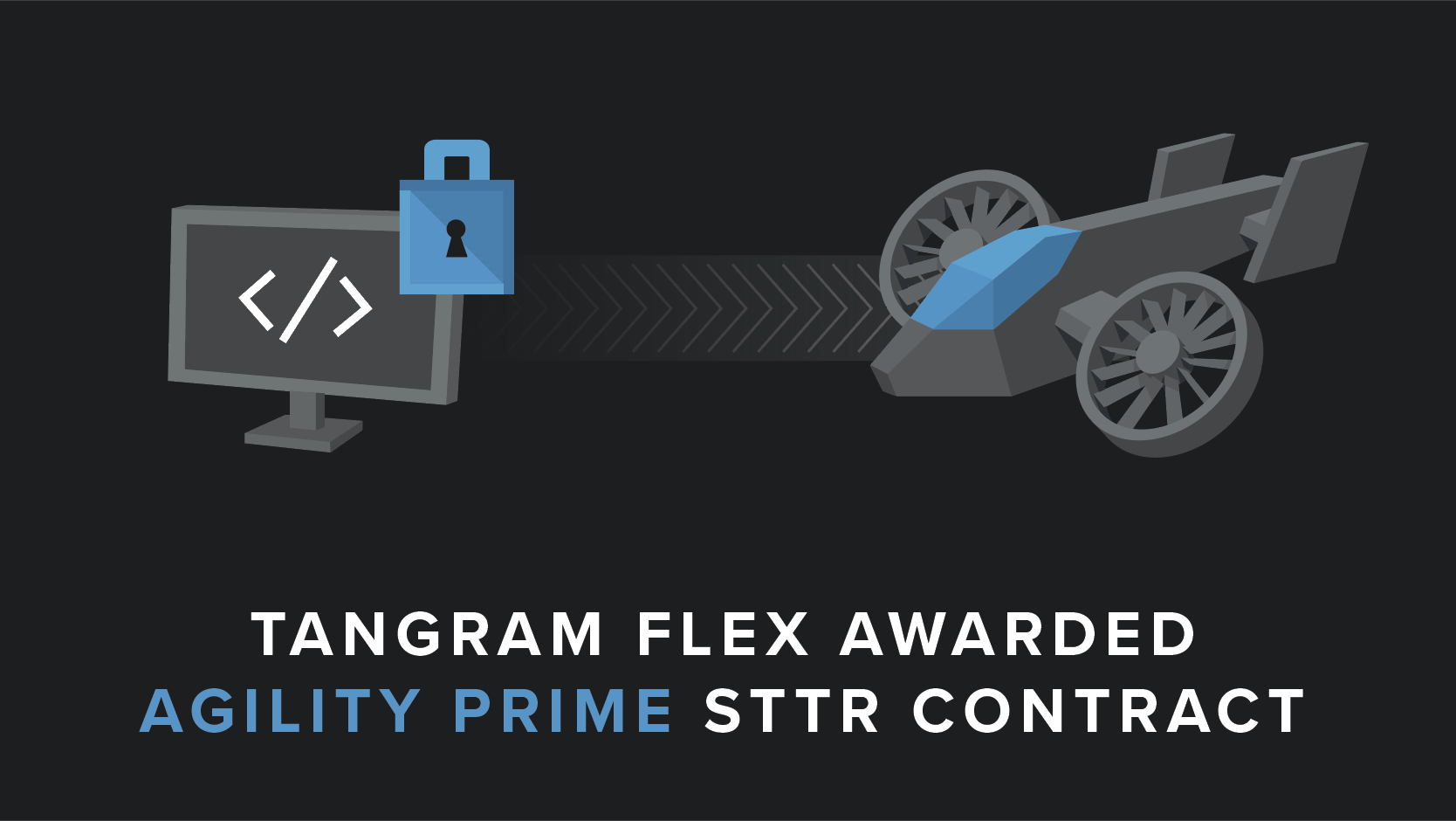Tangram Flex Awarded Agility Prime STTR Contract
