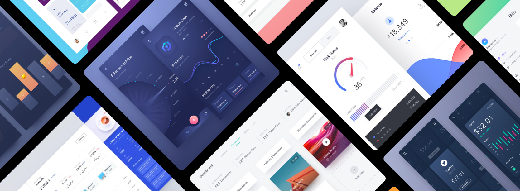 Dashboards Inspiration 2018 Via Muzli Design Inspiration By Muzli Muzli Design Inspiration