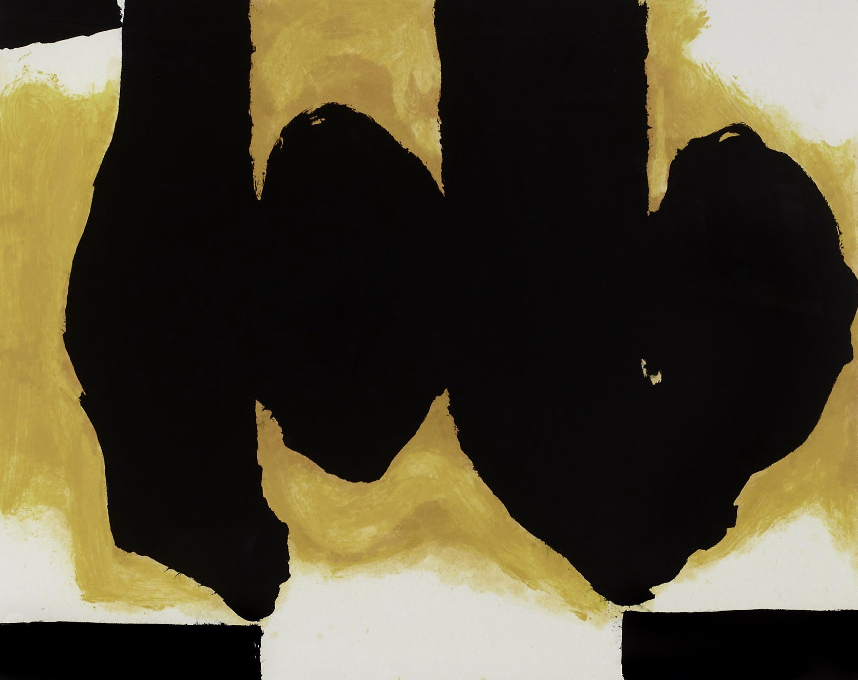 Robert Motherwell American Abstract Expressionism