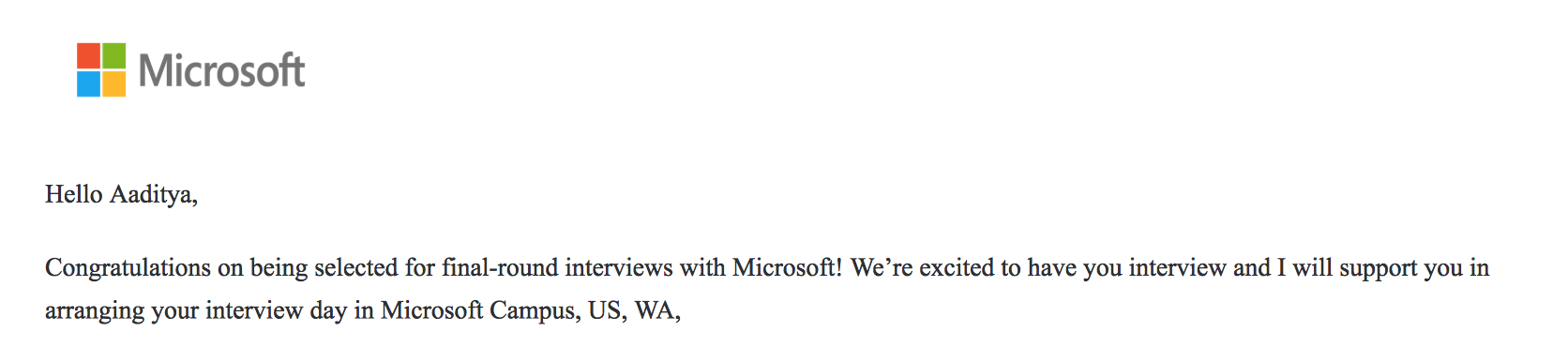 Why I wanted to Intern at Microsoft as a designer, and how I