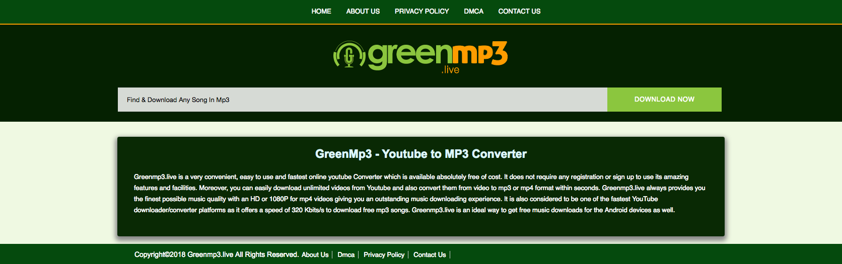 Converting Youtube Videos To Mp3 By Green Mp3 By Green Mp3 Medium