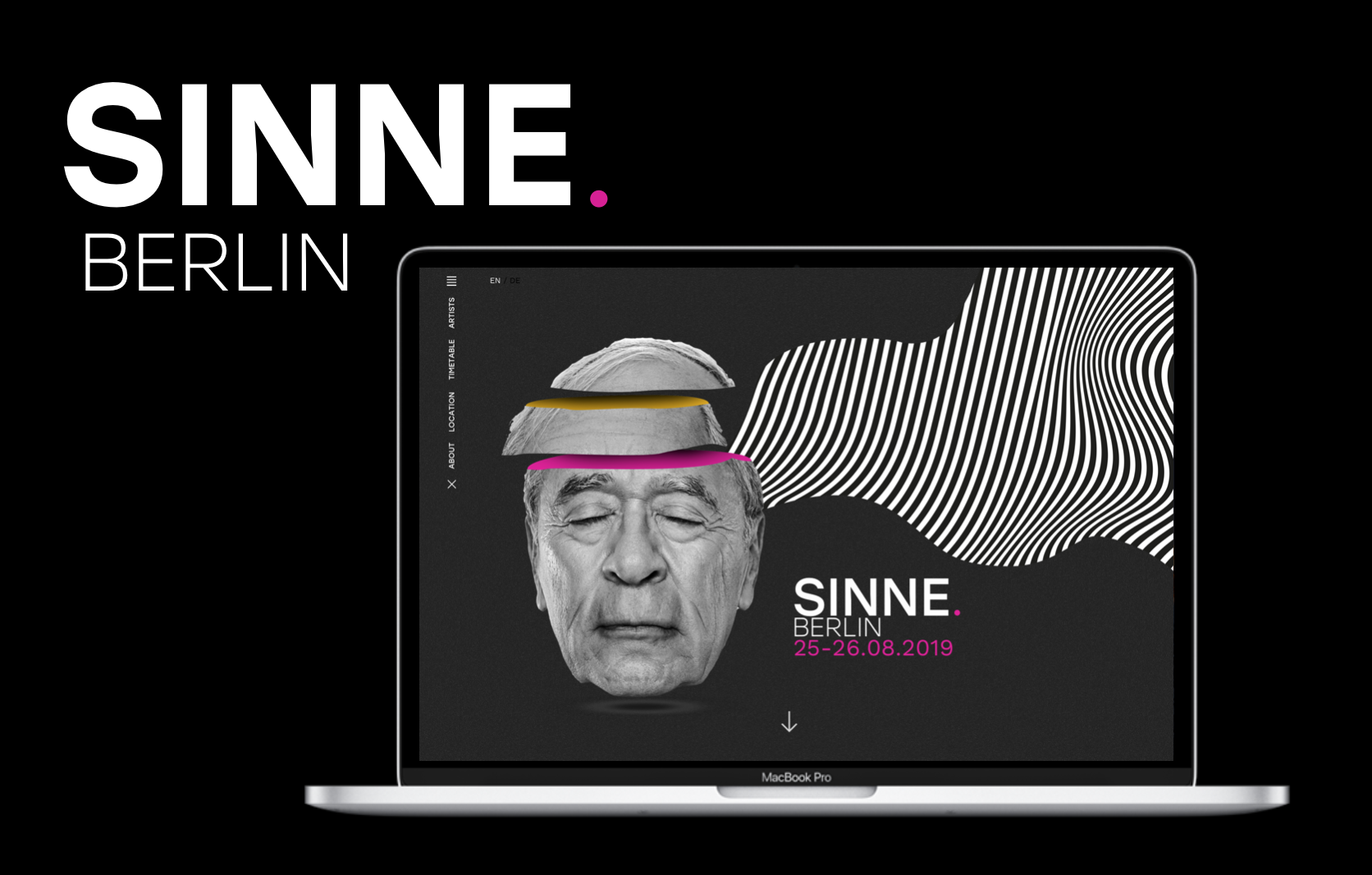 SINNE  Berlin — a UI case study - UX Collective