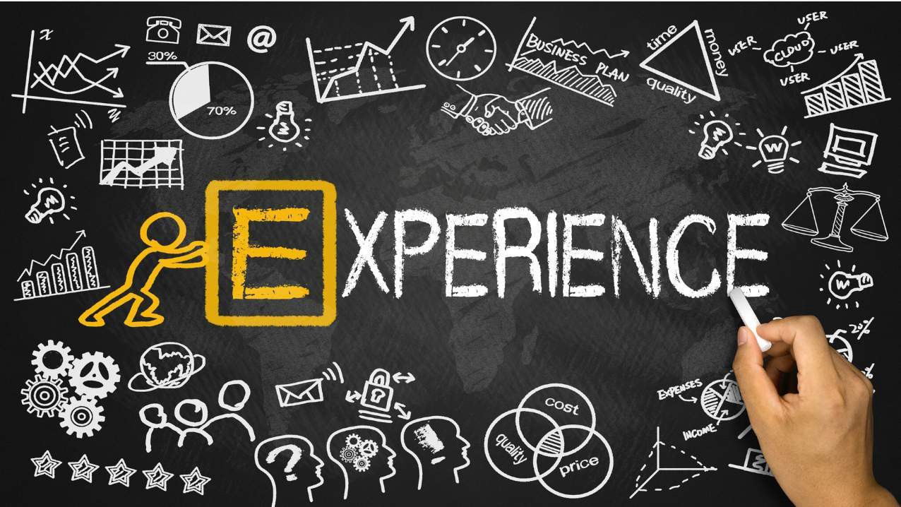 Image result for experience