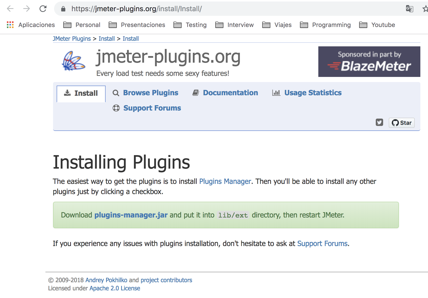 Run JMeter with plugins in macOS - Stephany Daneri - Medium