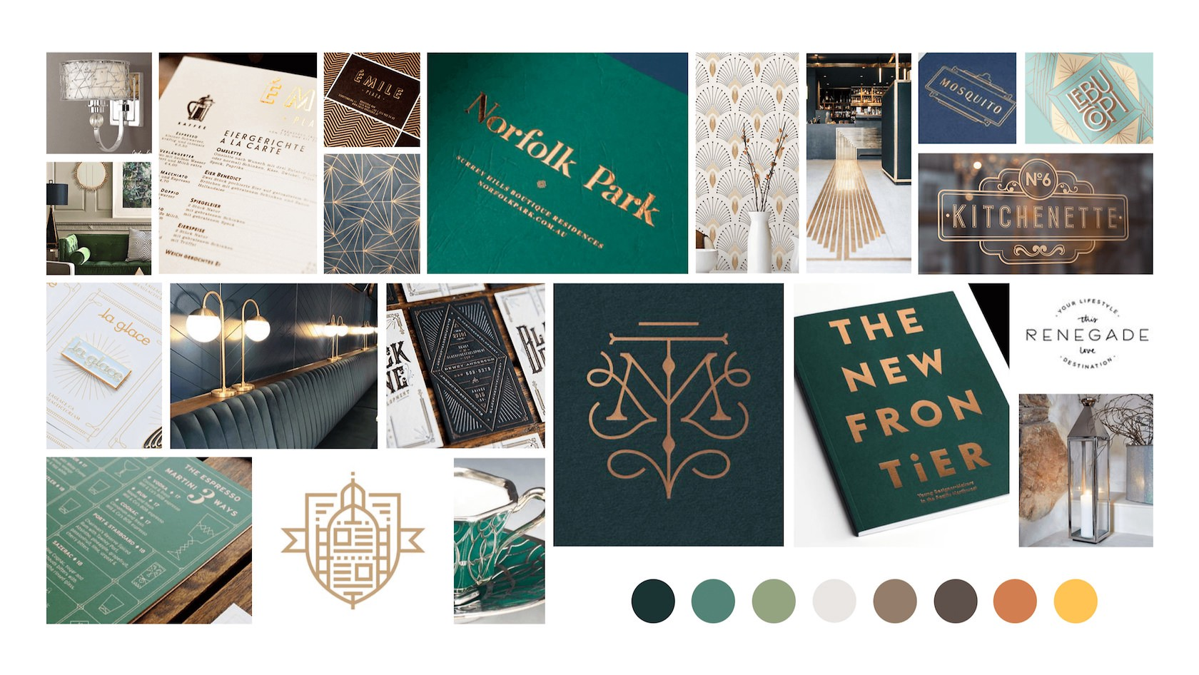 Use Your Inspiration A Guide To Mood Boards By Cameron Chapman Ux Collective