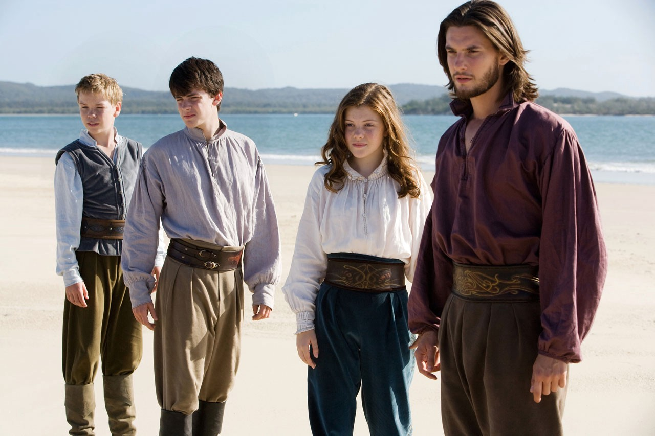 Trailer: NARNIA 3: VOYAGE OF T...