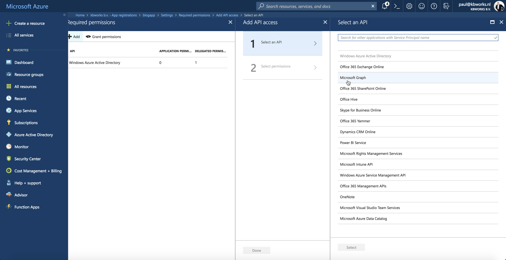 Custom Connector authentication to the graph  #microsoftflow