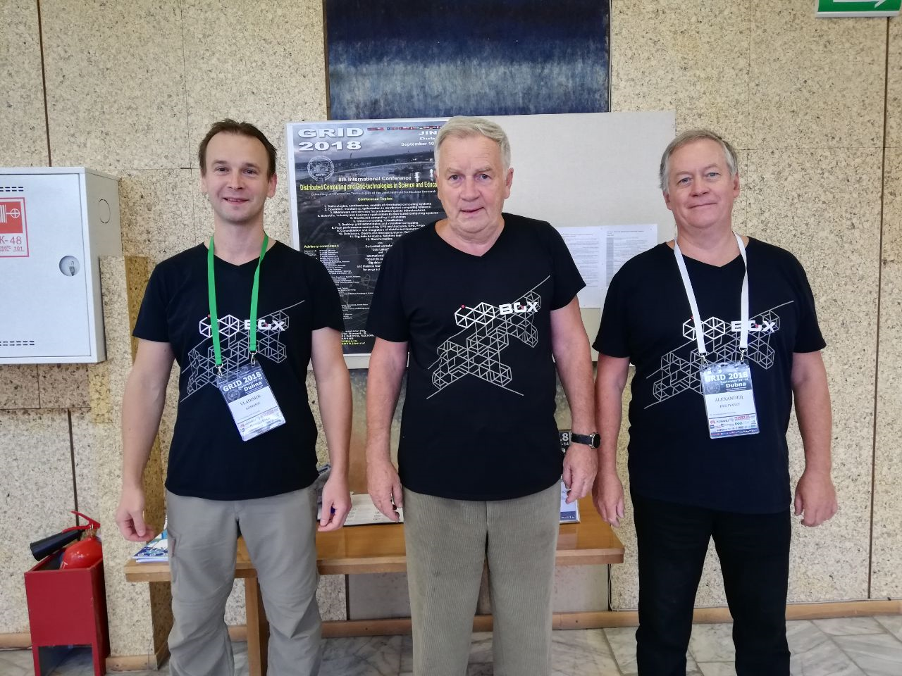 CONSENSUS ANNOUNCEMENT AT GRID -2018 CONFERENCE IN DUBNA