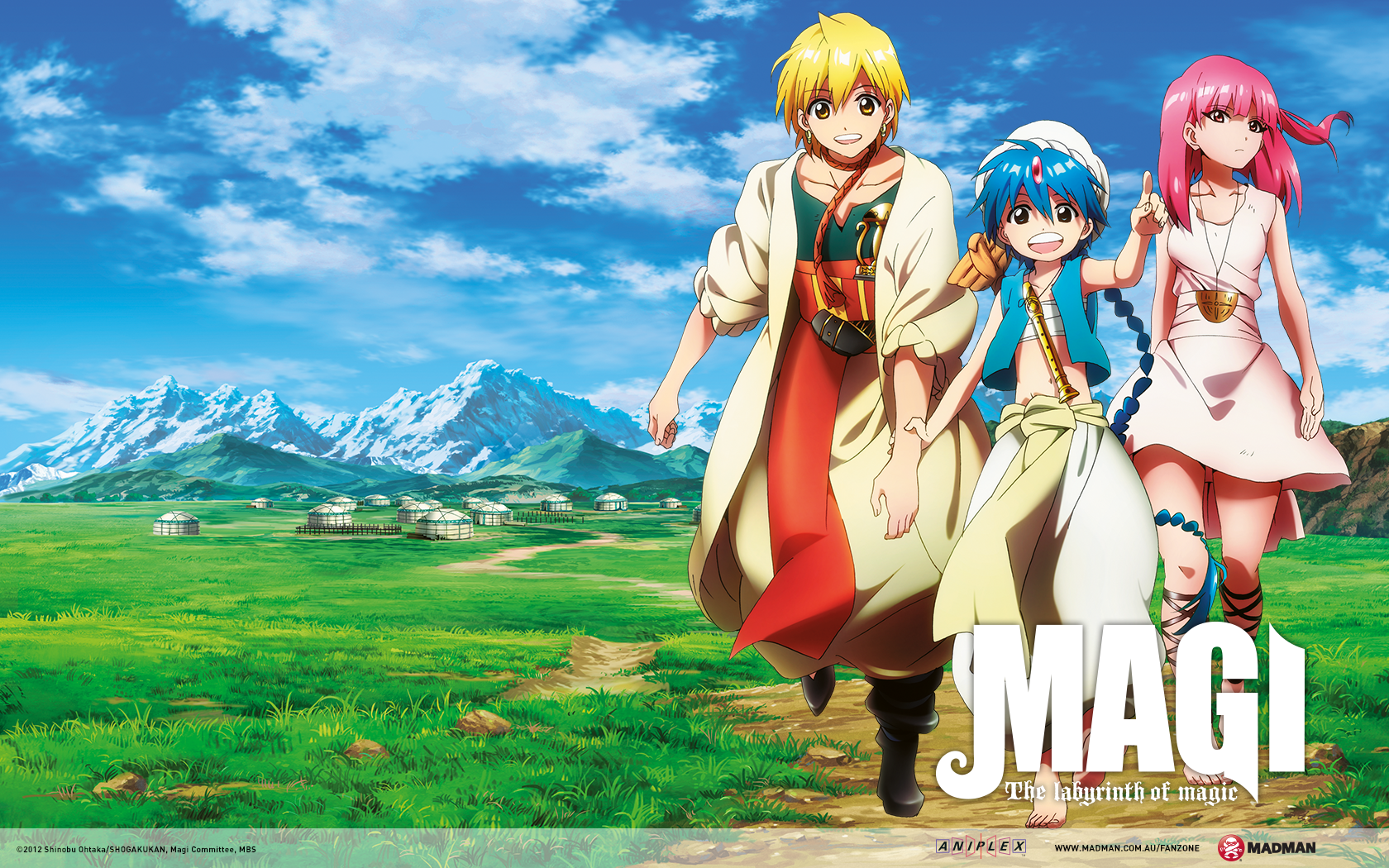 Magi And Its Relations To Real Life Locales The Blanket Fort