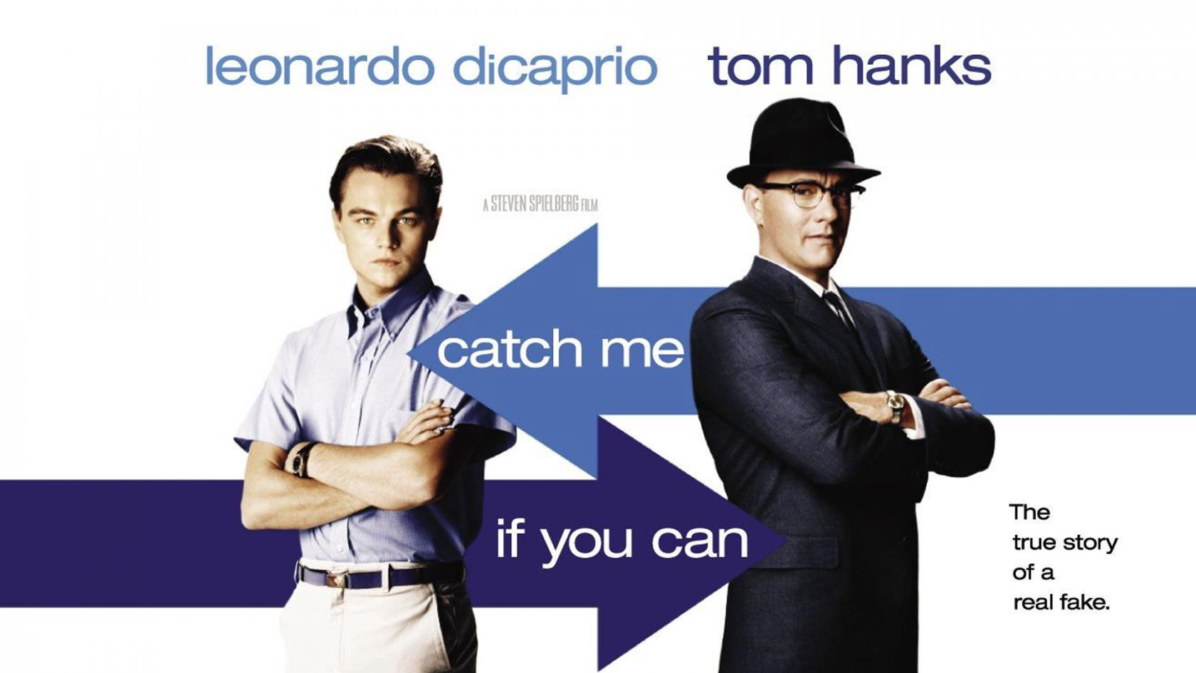 catch me if you can free movie