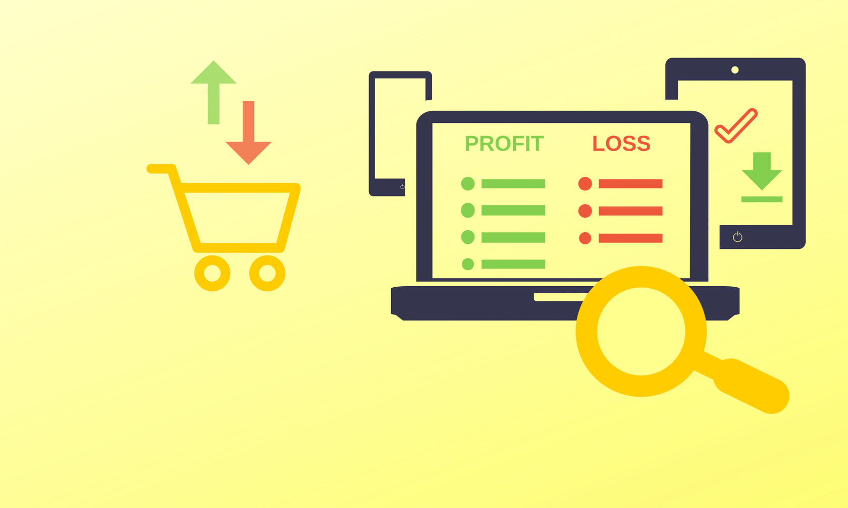 Profit And Loss Statement For Startups Free And Premium Tools By Freshcodeit The Startup Medium