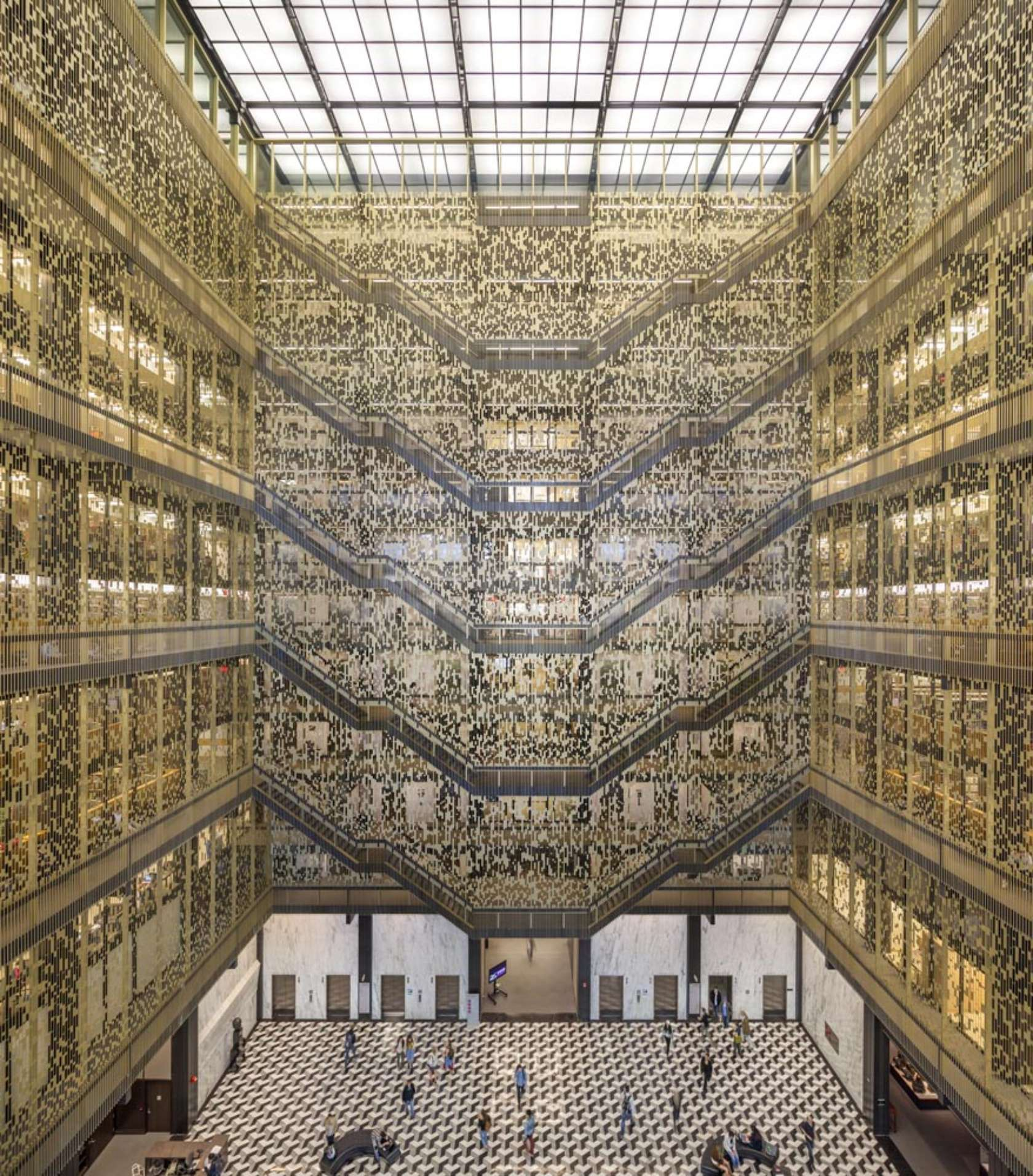 Local Writer Just Wants Some Space in Bobst - NYU Local