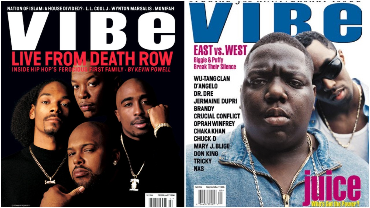 The 20 Best Hip-Hop Albums of 1996 - The Passion of