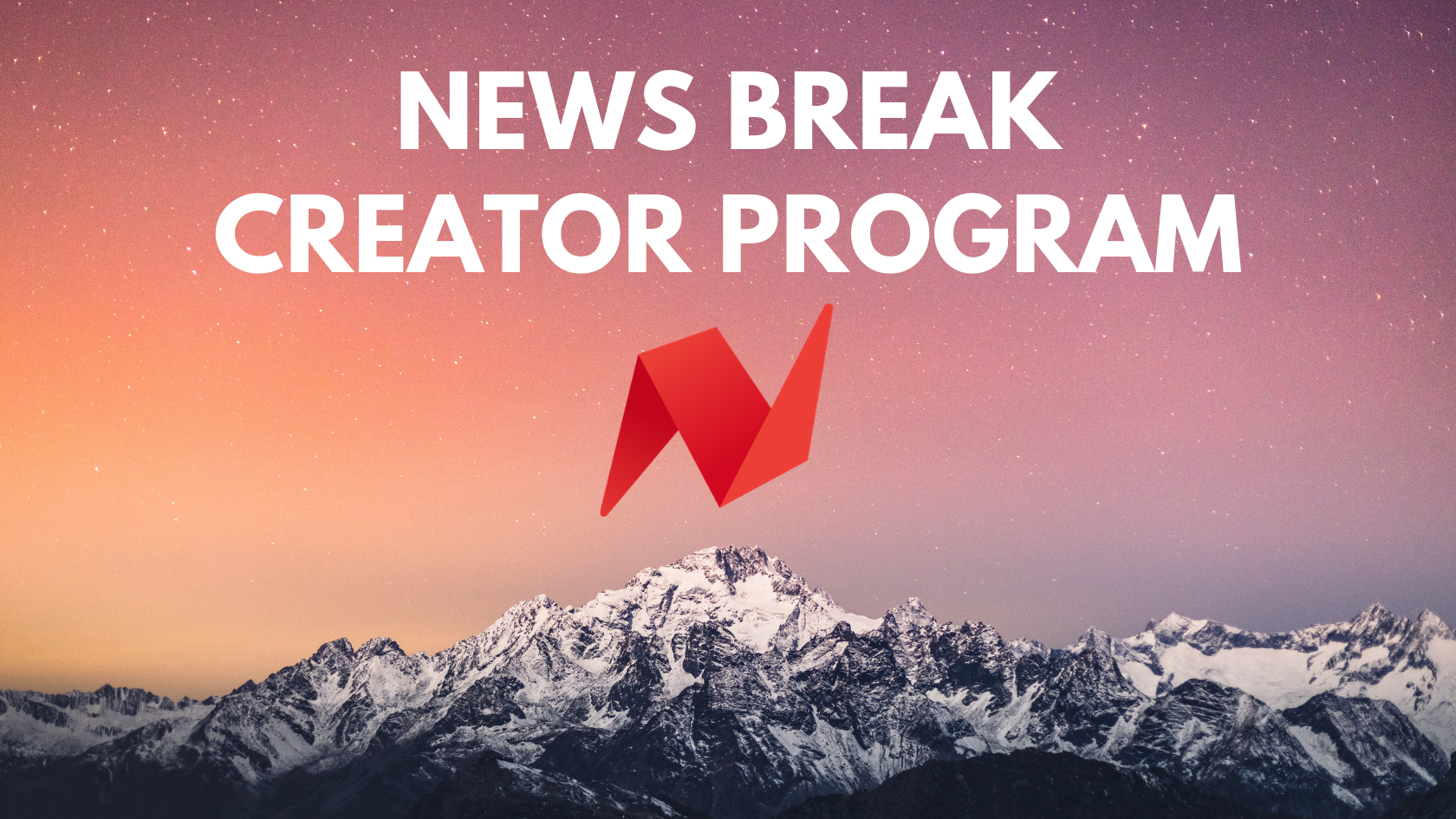news break, news break review, news break creator program, making money on news break, news break writer earnings, newsbreak