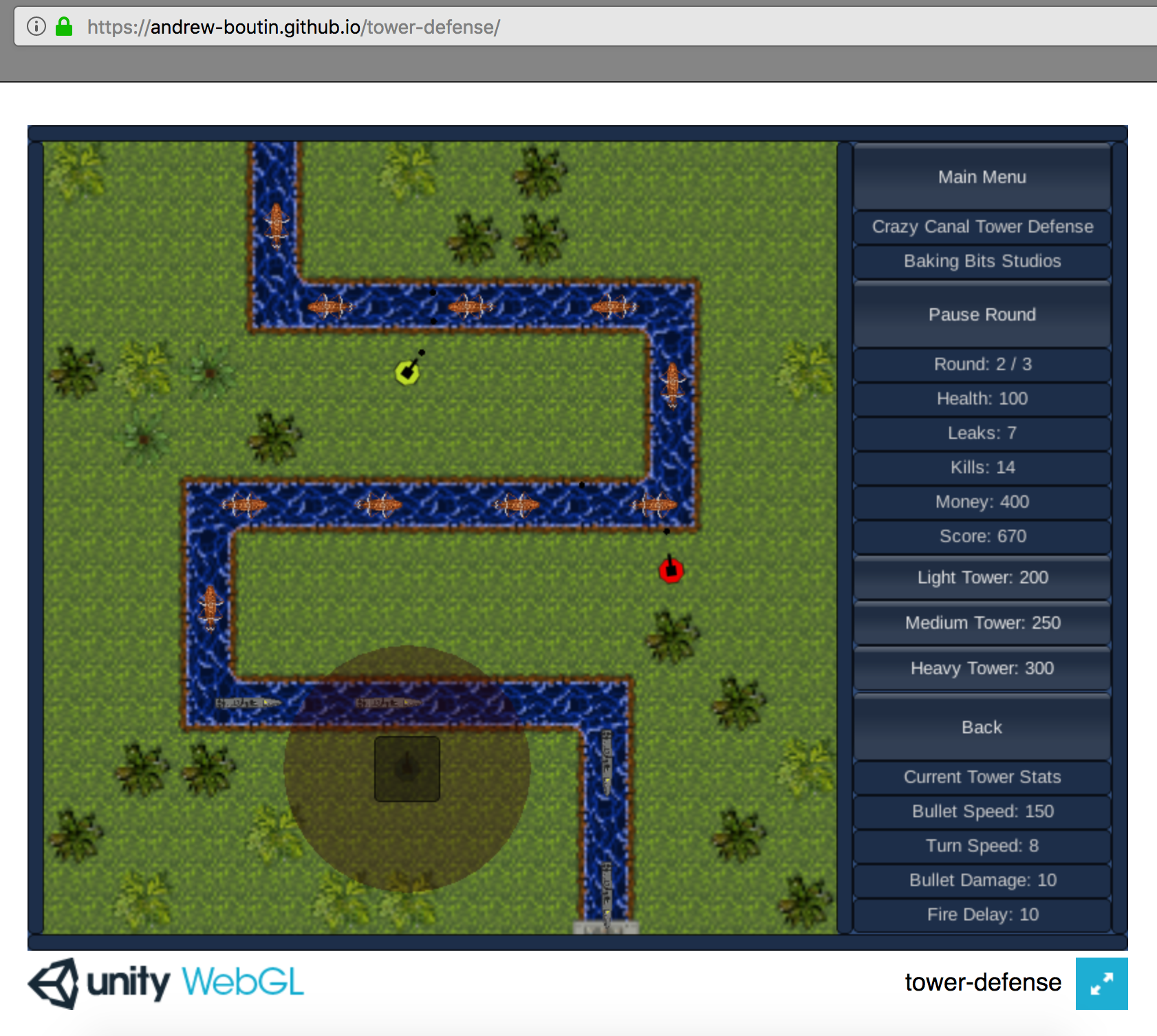 Host Unity Games on GitHub Pages; For Free. - Andrew Boutin ...