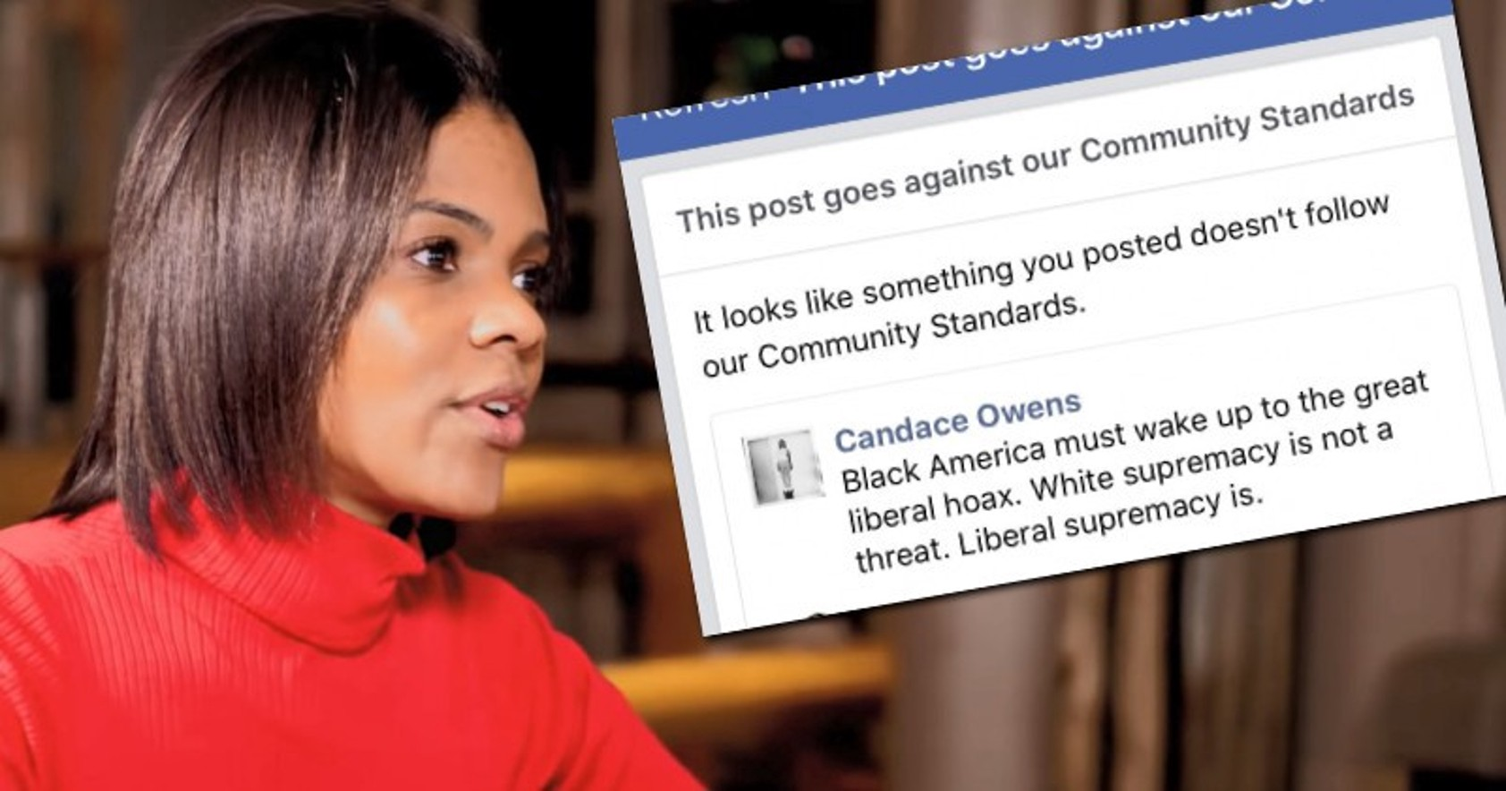 Candace Owens Happens When Facts Have No History - Sam