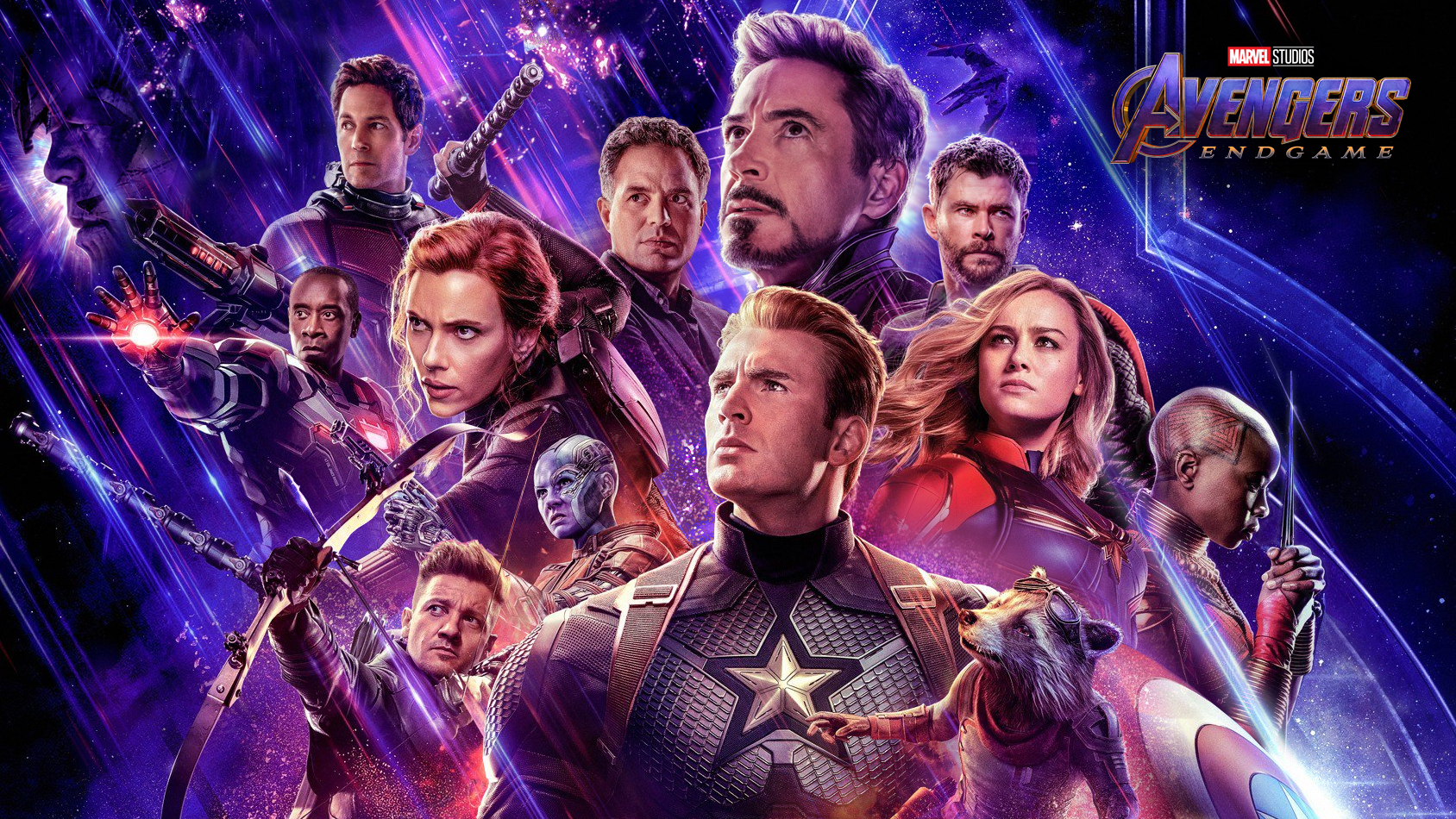Avengers Endgame 2019 Movies Poster