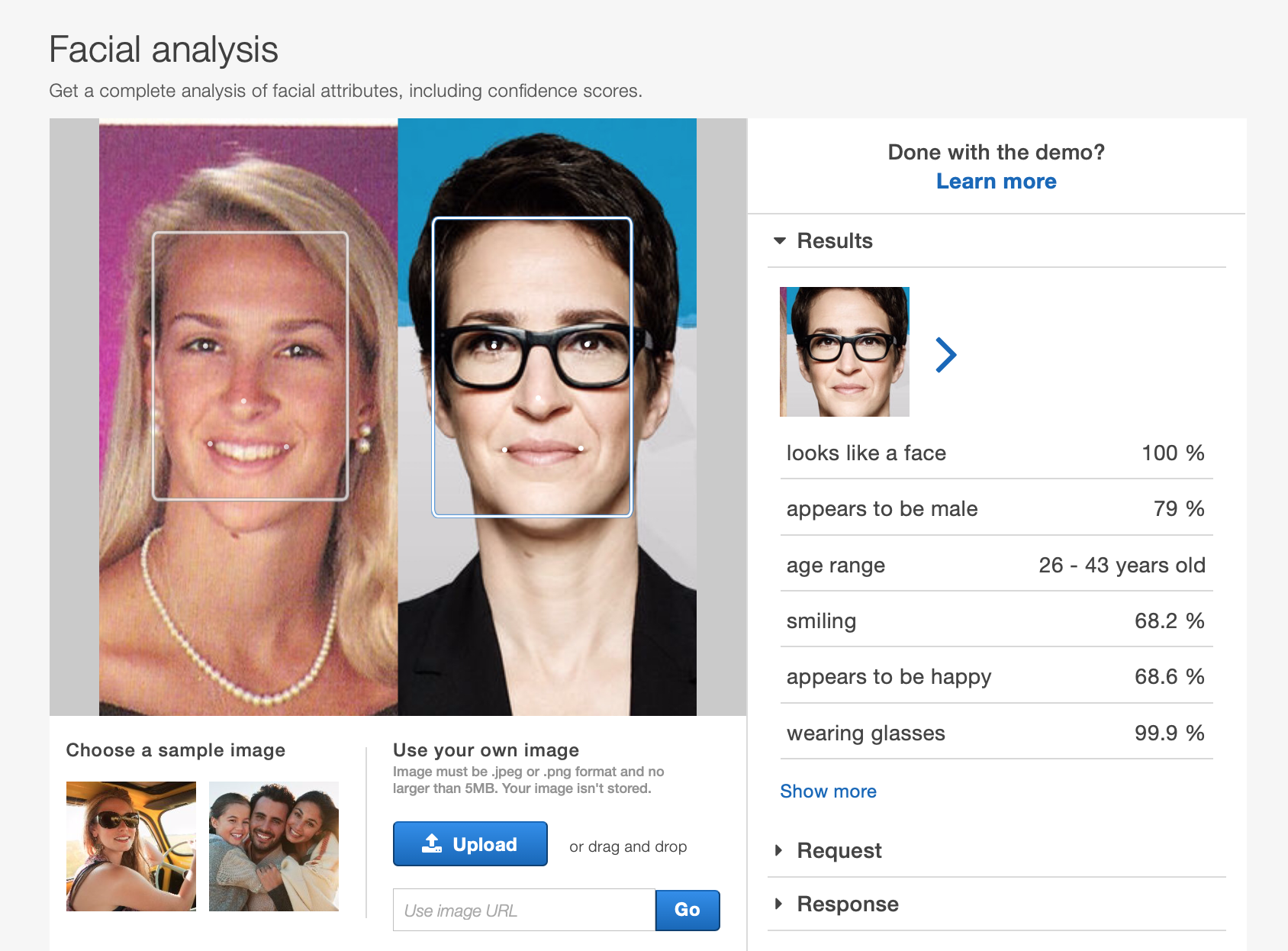 AI Thinks Rachel Maddow Is A Man (and this is a problem for