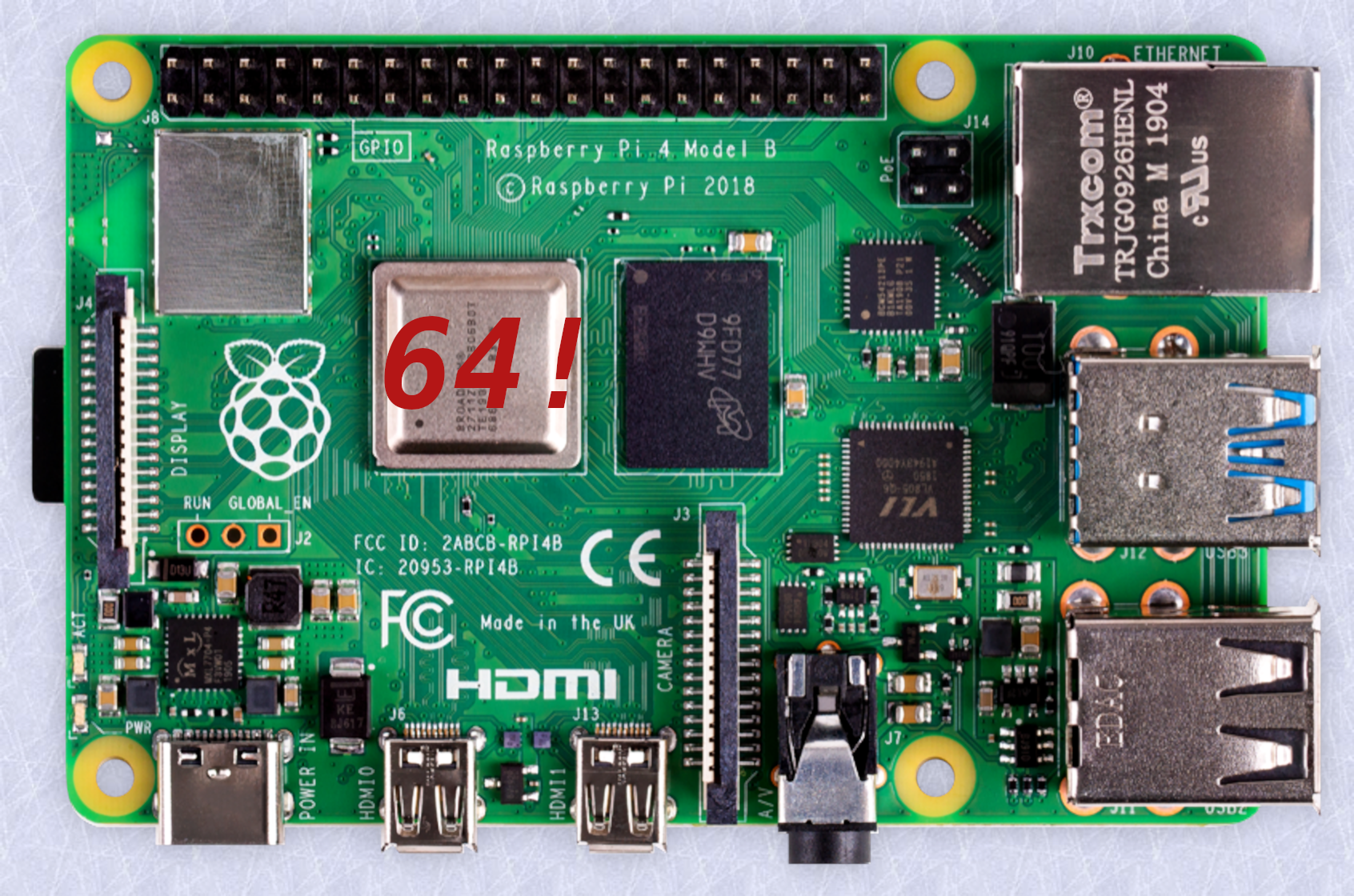 How To Make Your Raspberry Pi 4 Faster With A 64 Bit Kernel By Al Williams For Linux Users Medium