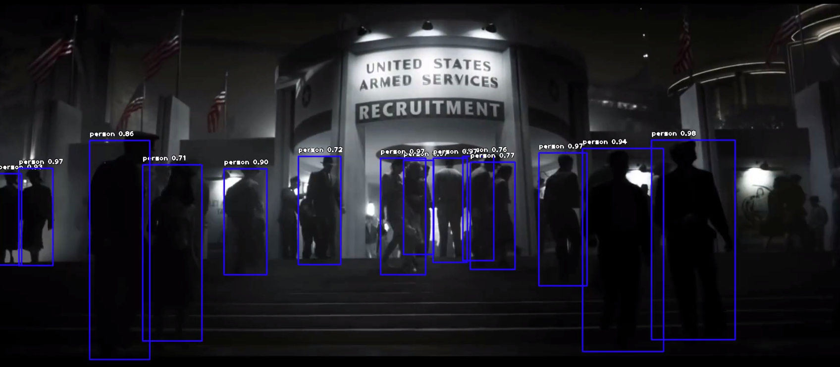 Video Object Detection with RetinaNet - Noteworthy - The