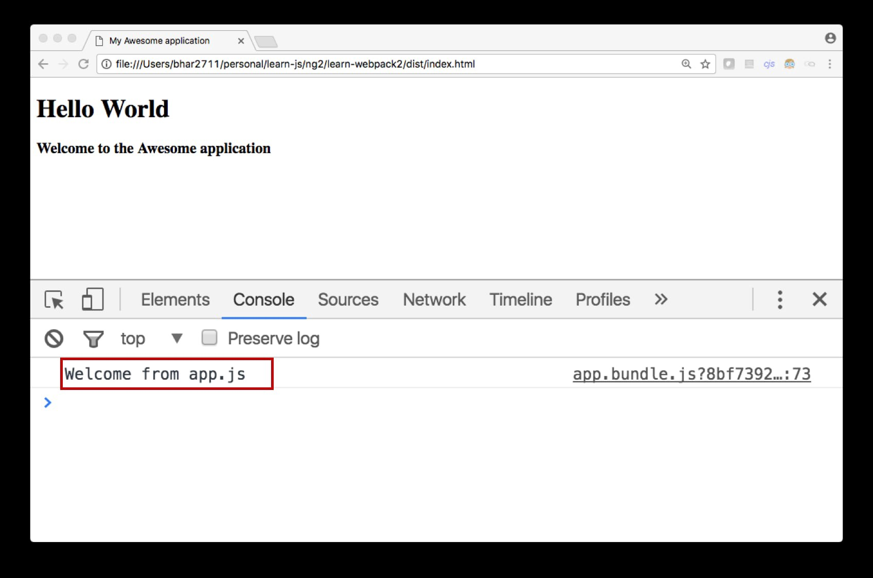 using html-webpack-plugin to generate index html - A