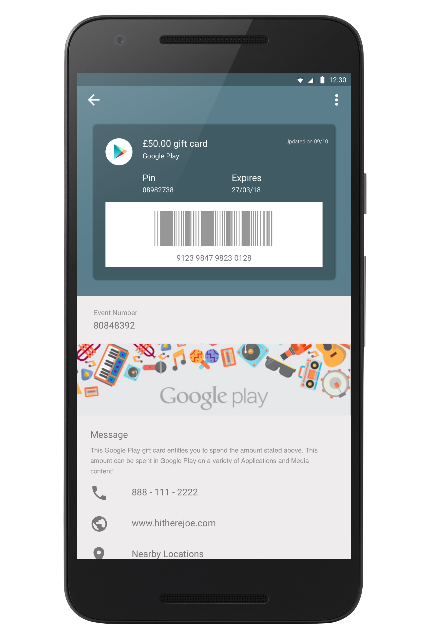 Exploring Save to Android Pay - ribot labs