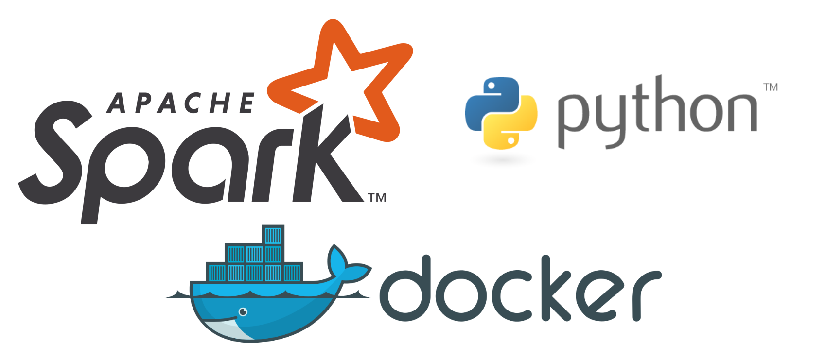 Submitting a Python Script to Apache-Spark on Docker