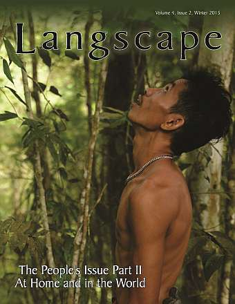 Editorial 4 2 Rebuilding Sense Of Place At Home And In The World By Terralingua Langscape Magazine Medium