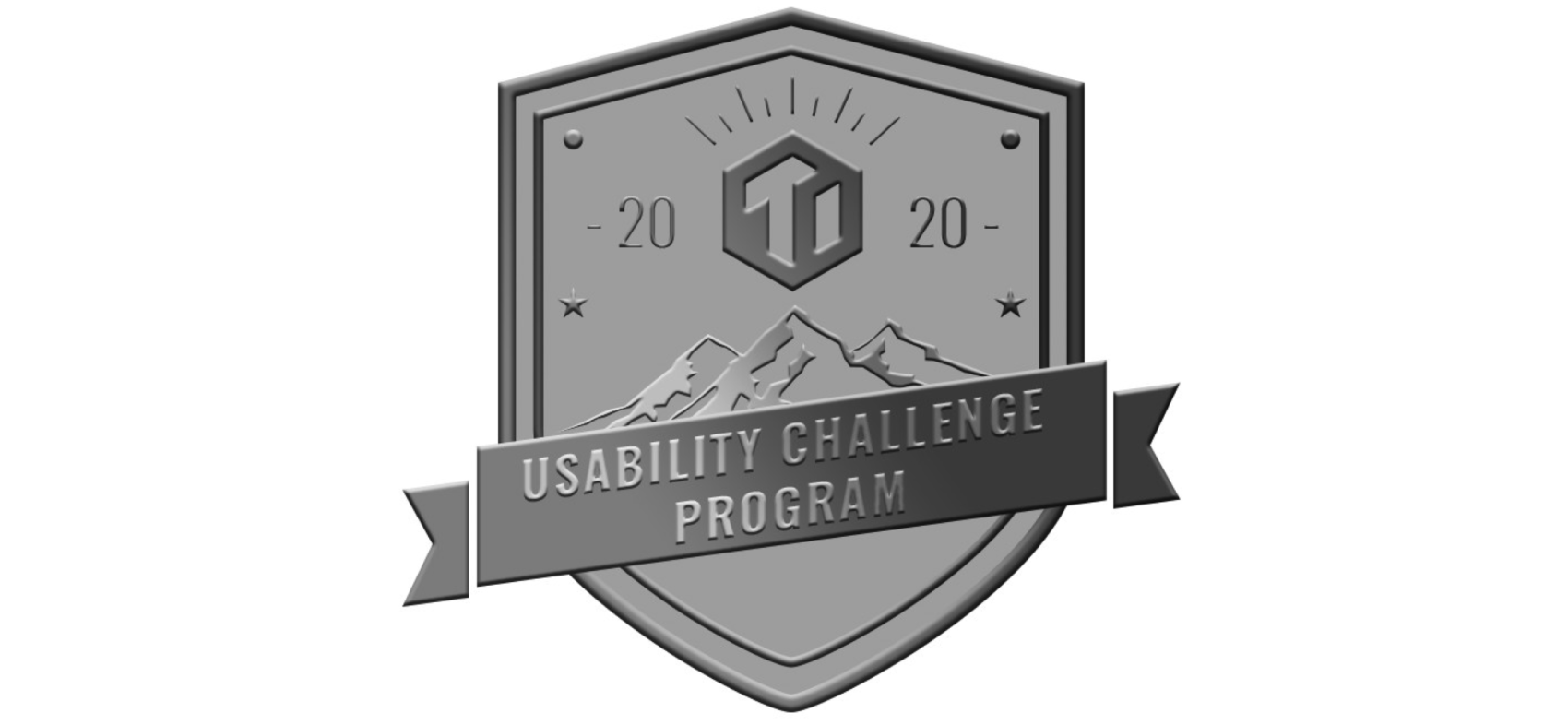 Usability Challenge Program badge