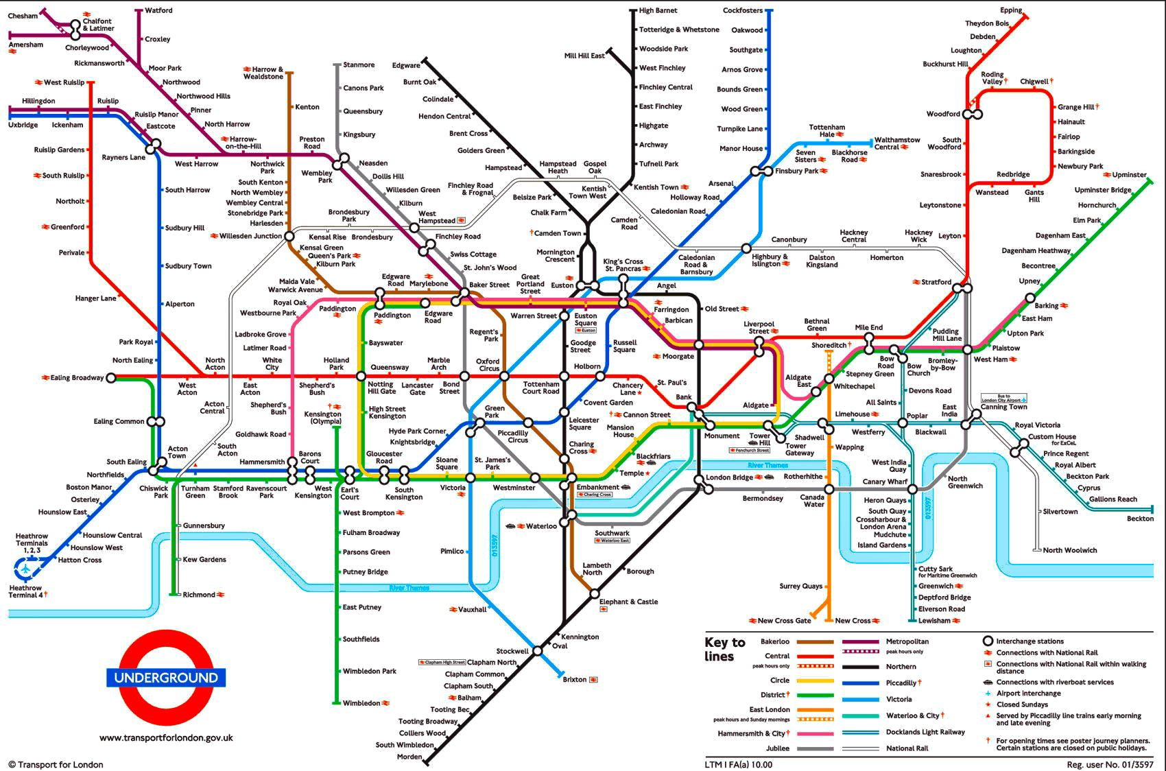 Valuable Lessons We Can Learn From The Creator Of The London Tube Map By Liz Jin The Innovation Medium