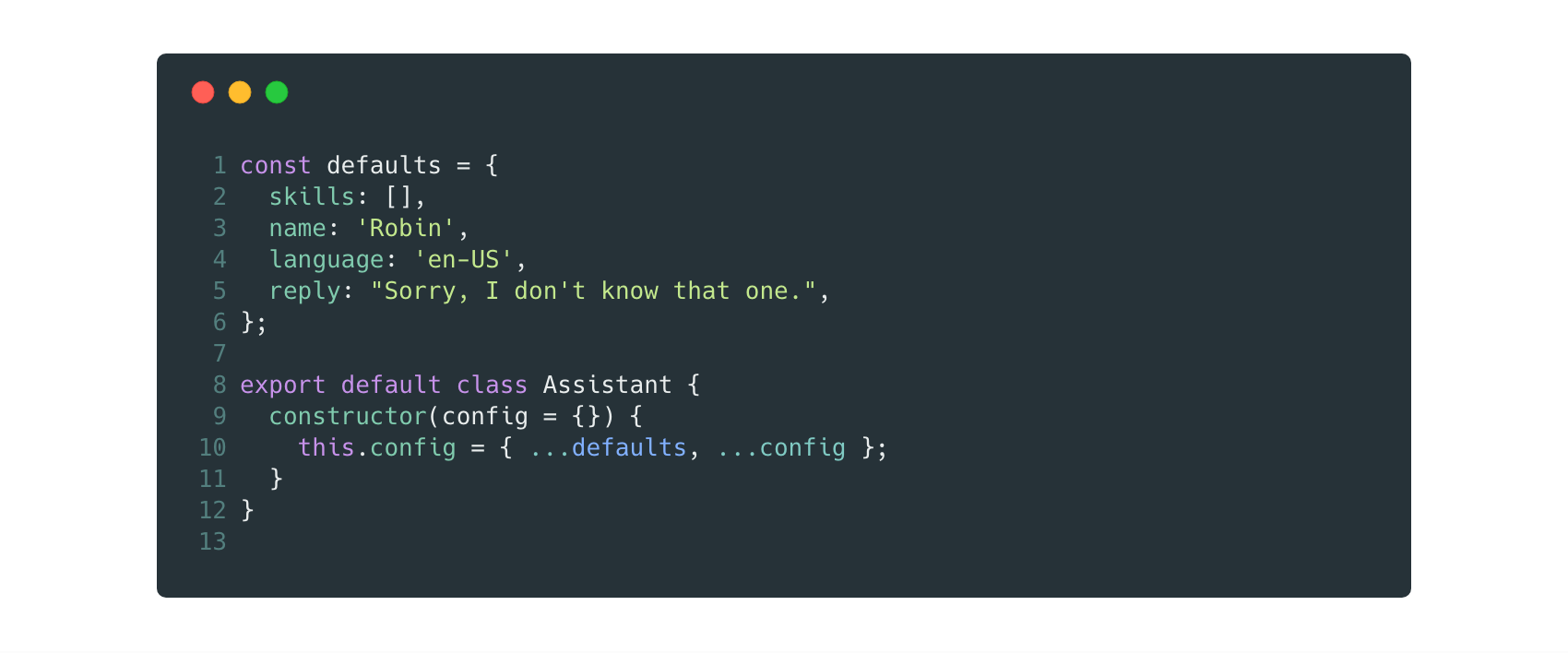 How To Write A Modular Alexa Clone In 40 Lines Of Javascript