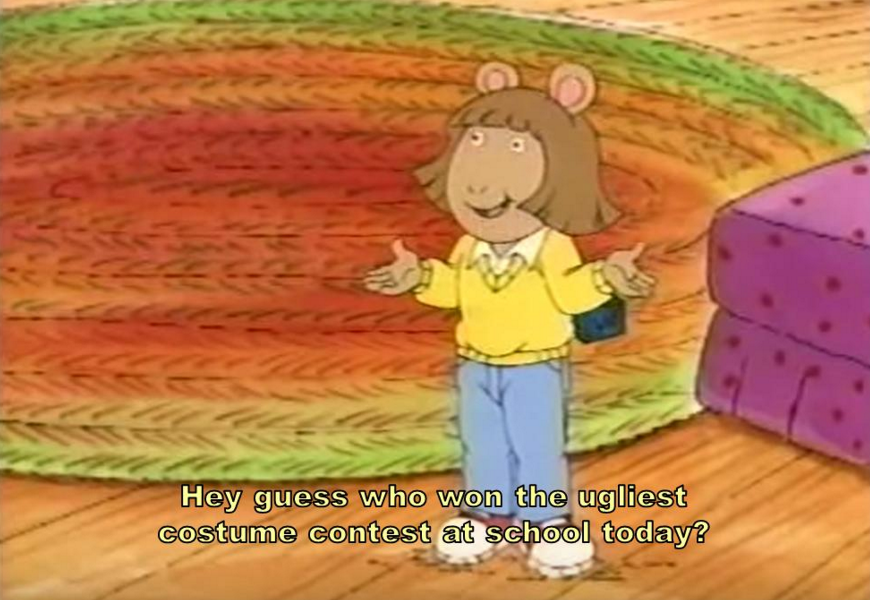 19 Reasons D.W. From Arthur Was The OG Boss Lady - Dose
