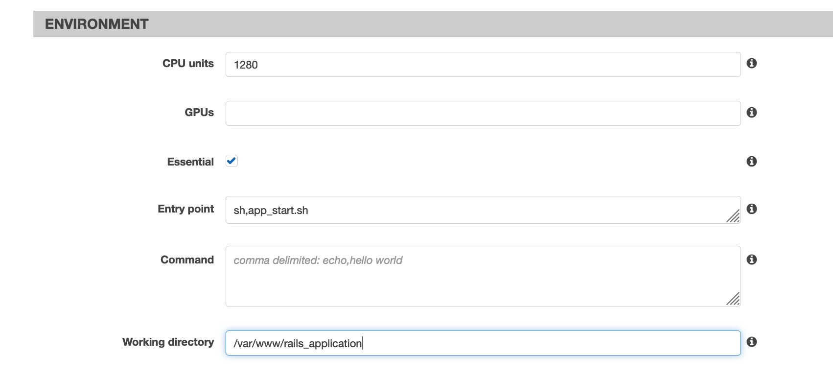 Deploying a Rails App to ECS with an Nginx Sidecar Container