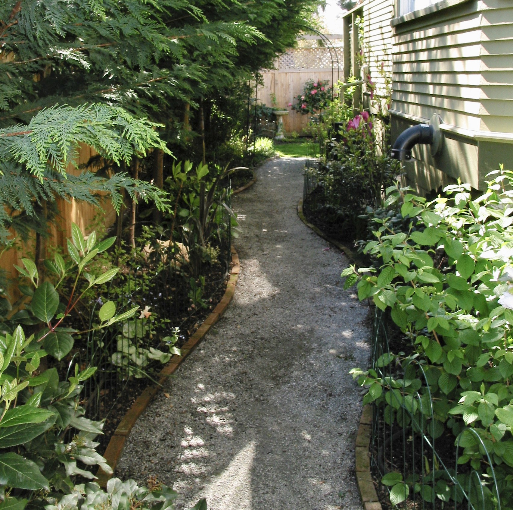 How To Install A Gravel Path In The Garden Karen Hugg Medium