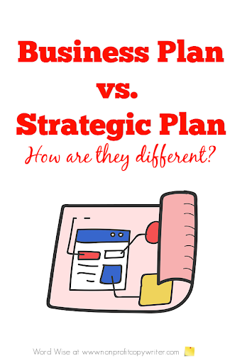 Business Planning & Strategy Framework: The Differences