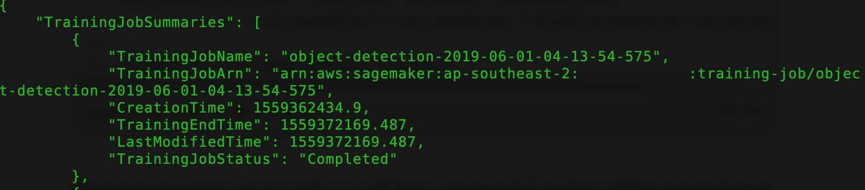 Real-time Object Detection API using Amazon SageMaker and
