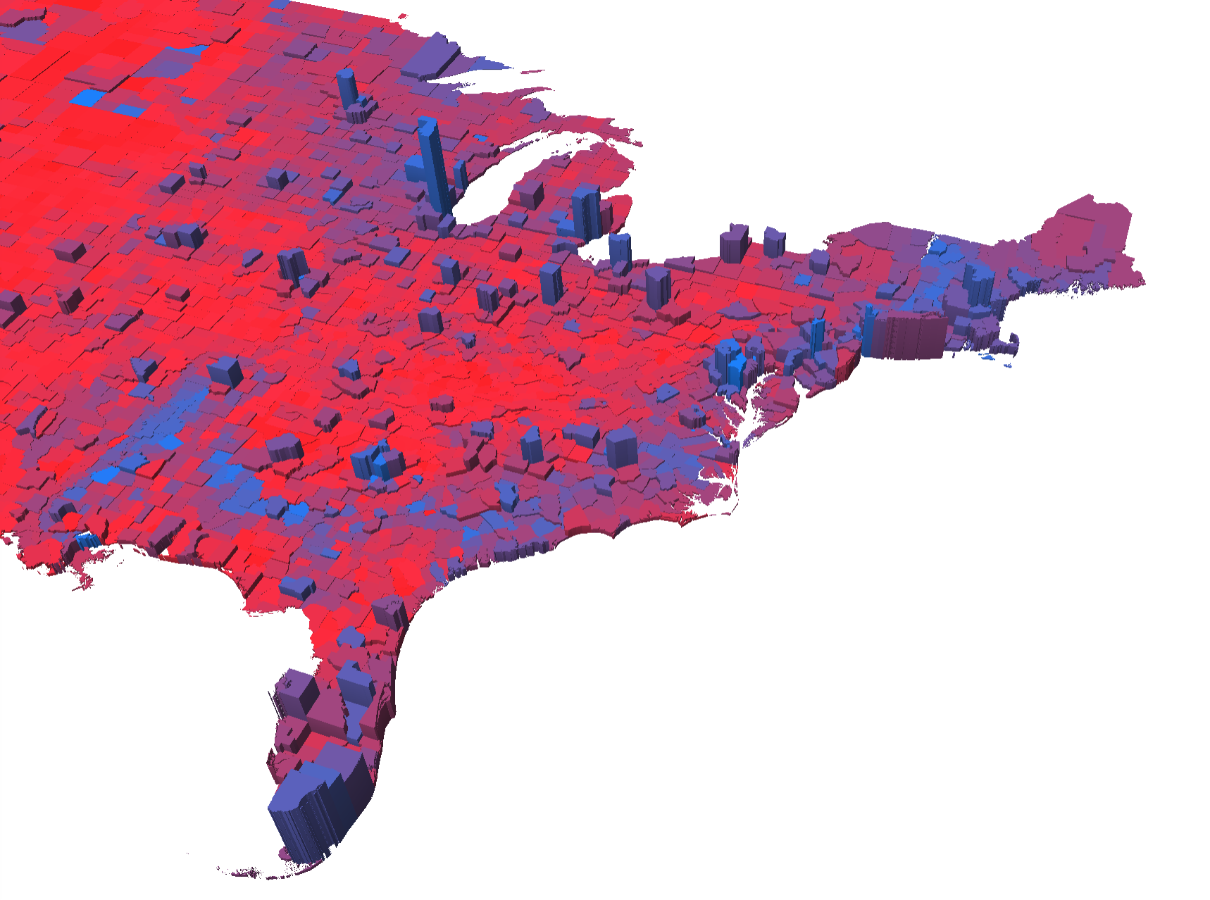 Launching Mapbox Elections 2020 Election Mapping Resources For By Mapbox Maps For Developers