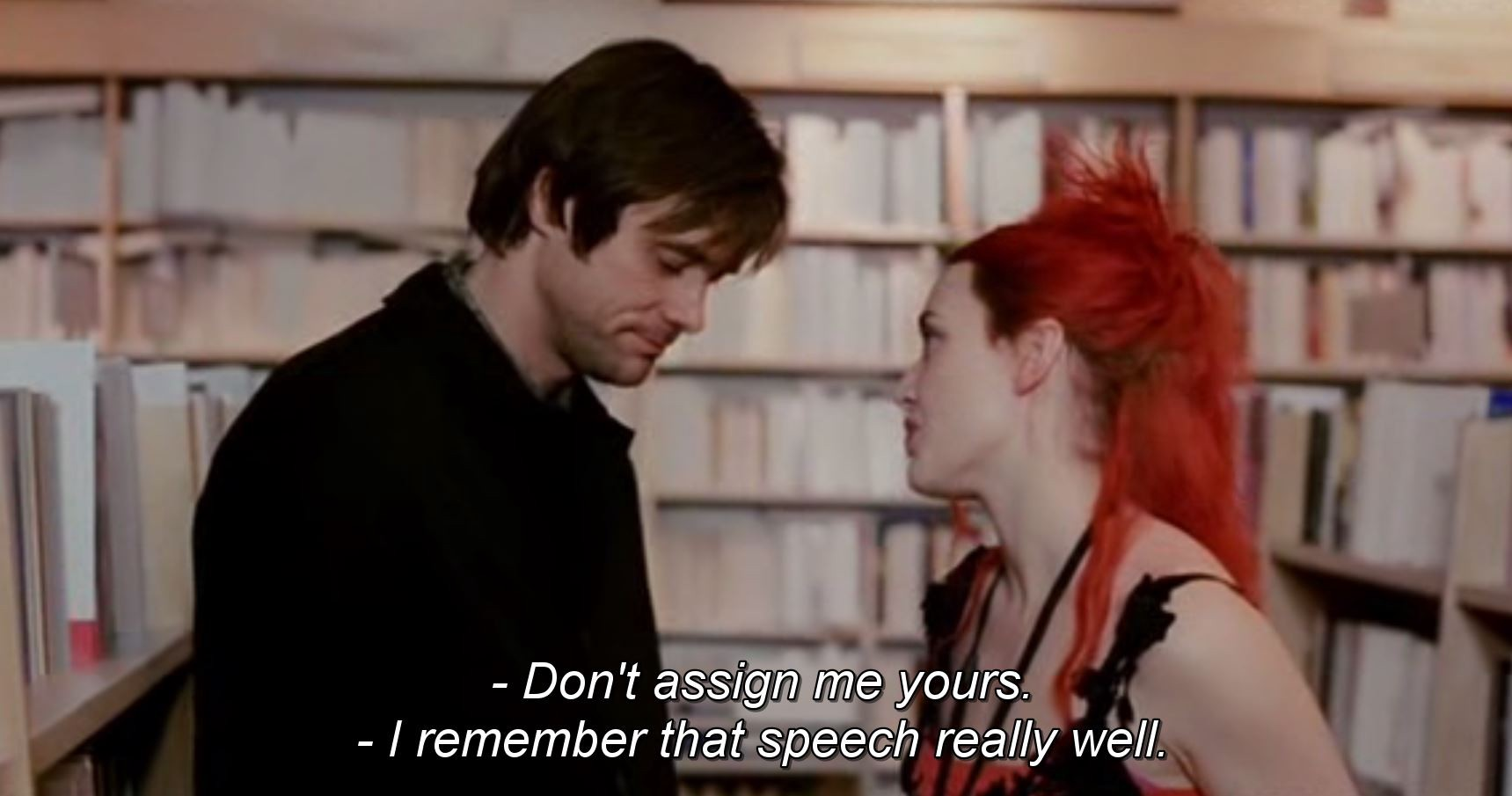 Eternal Sunshine Of The Spotless Mind Is A Realistic Love Story