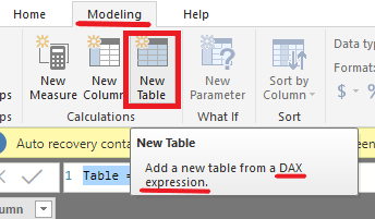 Part 5: Creating a Table(Calendar) in Power BI - Arjun