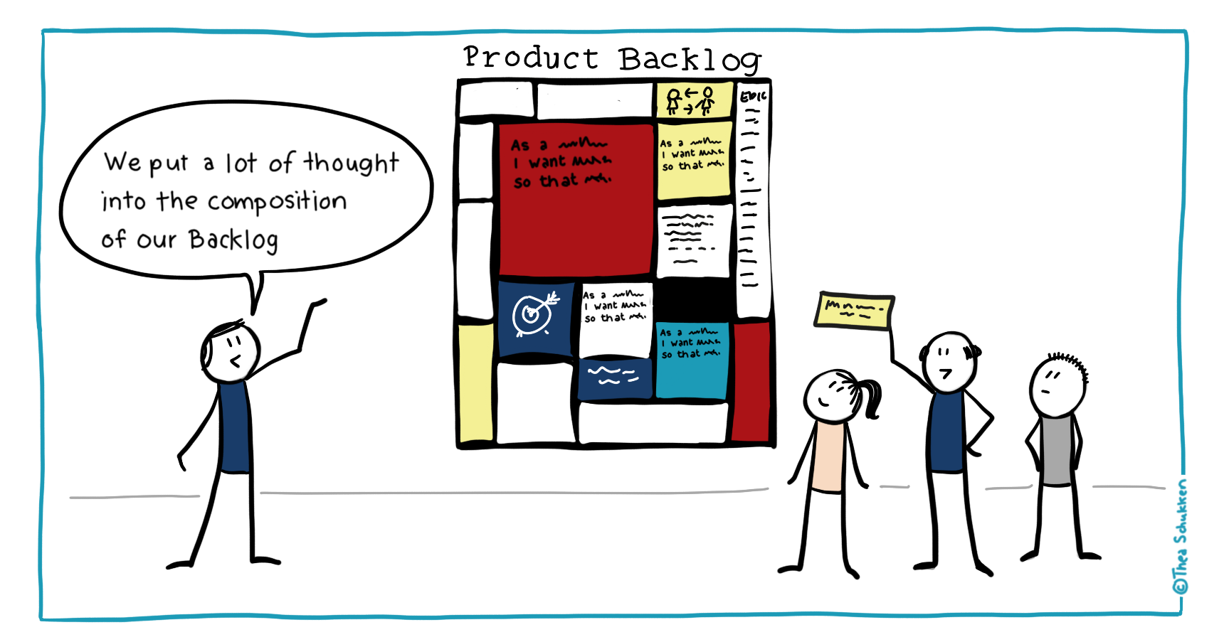 Myth: In Scrum, the Product Backlog is prioritized | by Christiaan Verwijs  | The Liberators | Medium
