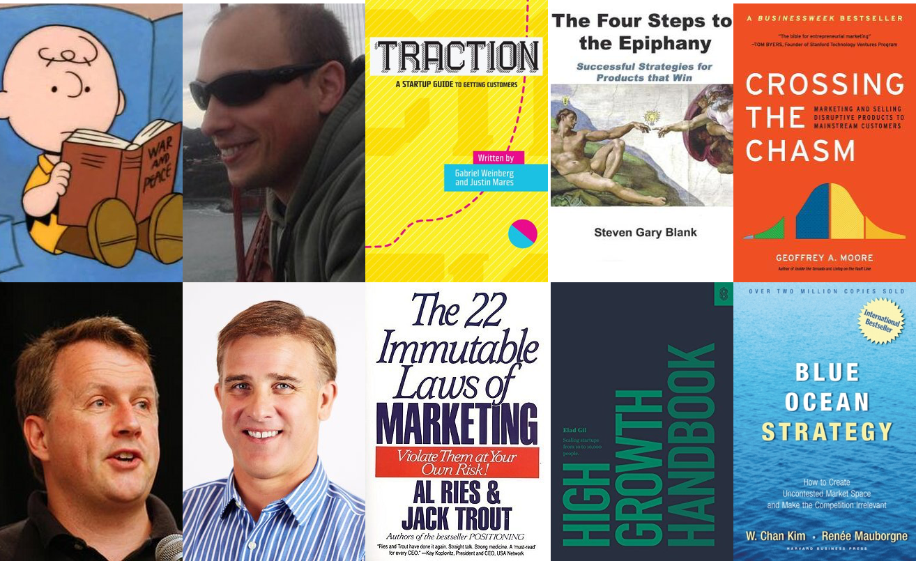 10+ Essential Books and Resources for Startup Growth and