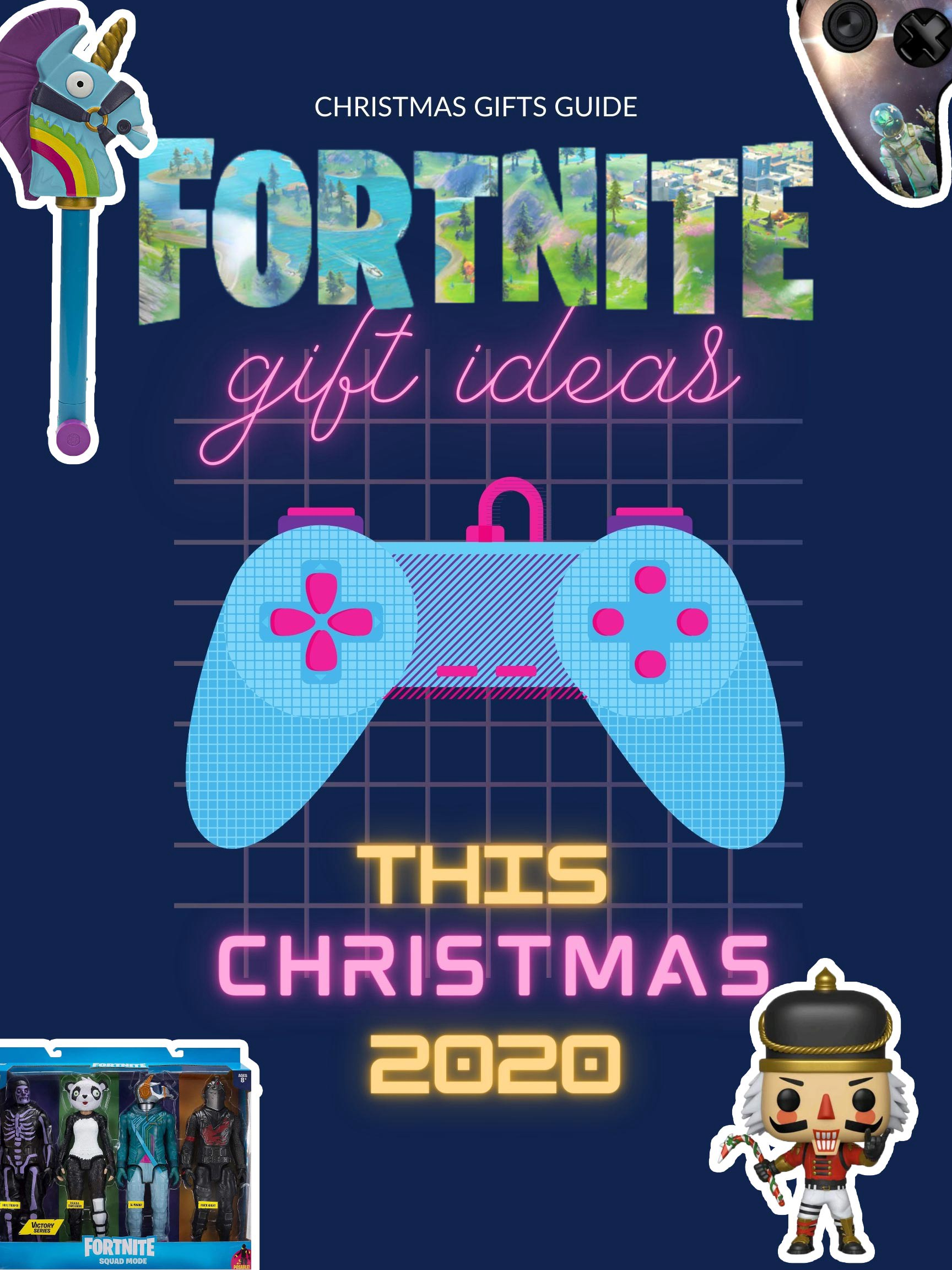 Fortnite Christmas Gifts Ideas